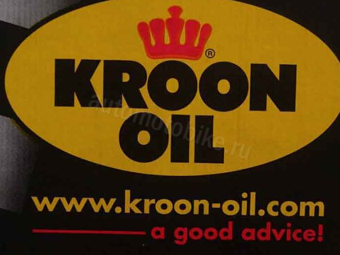 Масло моторное kroon OIL